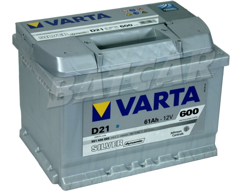 varta silver dynamic d21 61 ah 61ah autobatterie opel. Black Bedroom Furniture Sets. Home Design Ideas